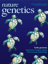nature genetics - Keoki Williams, MD
