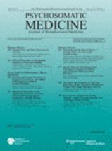 Psychosomatic Medicine, April 2013